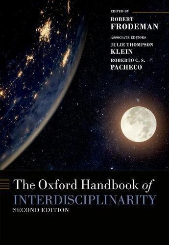 The Oxford Handbook of Interdisciplinarity (Oxford Handbooks)