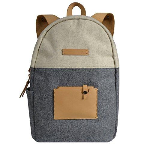 Sherpani Indie Buff/chai Backpack,Buff/Chai [並行輸入品] B0793SYSQG