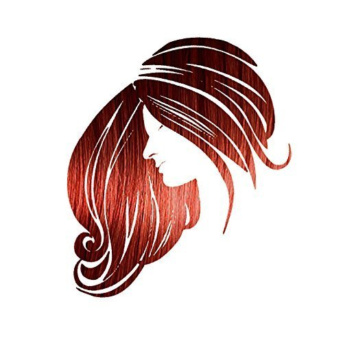 Henna Maiden RADIANT NATURAL RED Hair Color: 100% Natural & Chemical Free (Best Henna For Red Hair)