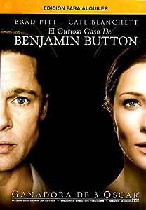El Curioso Caso De Benjamin Button [Blu-ray]