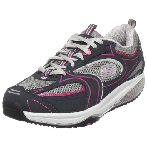 femme Skechers mode Accelerators 12320 XF Baskets Argent Marine ups BKSL Shape qO0Sq7r8