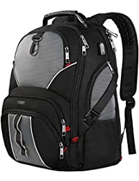 Travel Laptop Backpack, Large Computer Backpack Bag Fits 17 inch Laptop for  Men Women for b8ecd9bb01