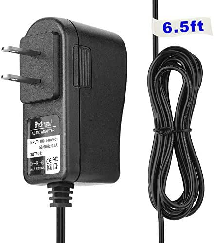 YUSTDA (6.5Ft Extra Long) AC/DC Adapter Power Supply Charger for Omron HEM-7211 Blood Pressure Monitor