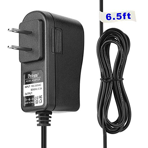 AC/DC Adapter for DYNACRAFT Horse Car Concept Hello Kitty Sports Ride On 6V Series 8803-15 8803-26 8803-92 8801-93 8804-01 8804-10 8803 15 24 8802 08 8804-09 Battery Charger (w/Barrel Tip)
