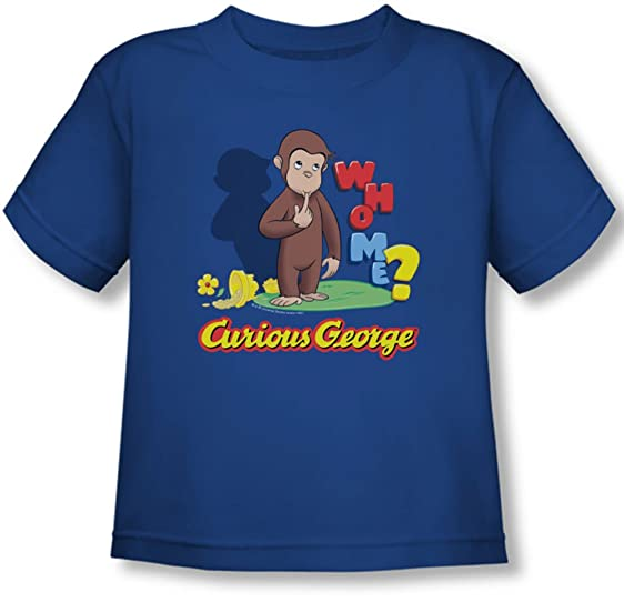 Amazon Curious George