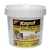 Kaput Combo Bait Mini Blocks 4 lb pail KAP005