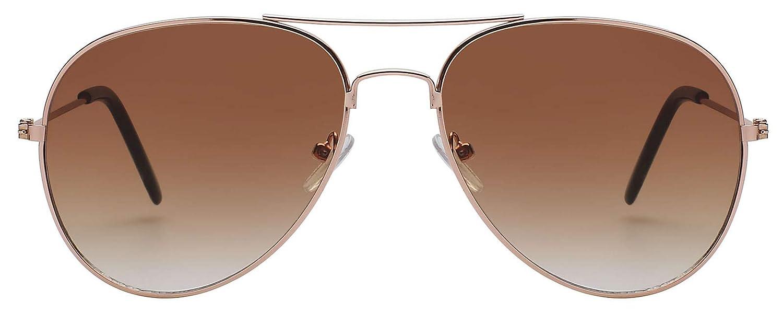 Amazon.com: Paquete de 12 gafas de aviador de metal dorado ...