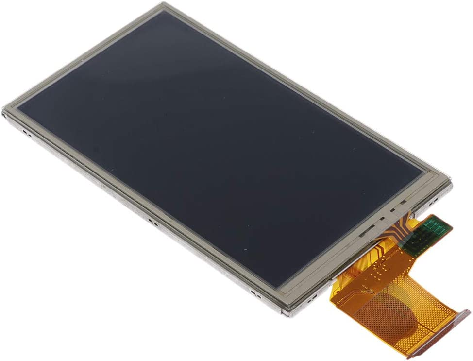 Gazechimp Replacement Touch Screen Digitizer /& LCD Display Compatible with Samsung ST80 Camera Accessories Kits