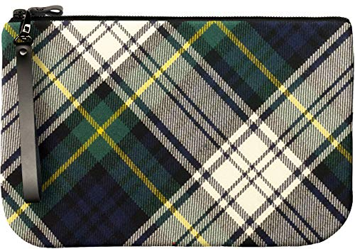 With Enough iPad Gordon an Large to Tartan Medium Clutch Leather Fit Bag q06aaTO
