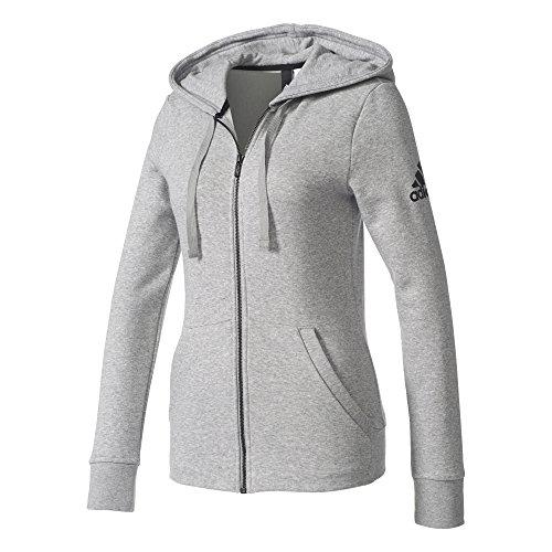 adidas S97086 Sweat-shirt pour femme, Gris (Brgrin), 2XS