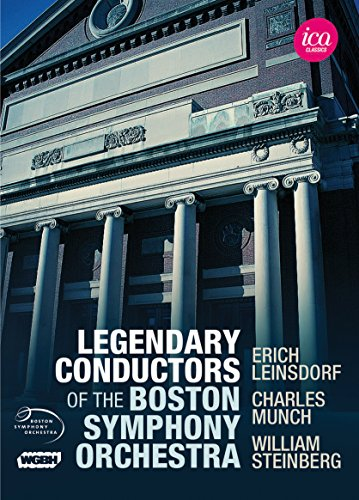 Legendary Conductors of the Boston Symphony Orchestra