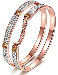 Bracelet as ♥Gifts for Women♥ Romantic Bangle with...