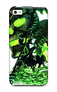 Fashion Tpu Case For Iphone 5c- K Wallpapers Art Defender Case Cover