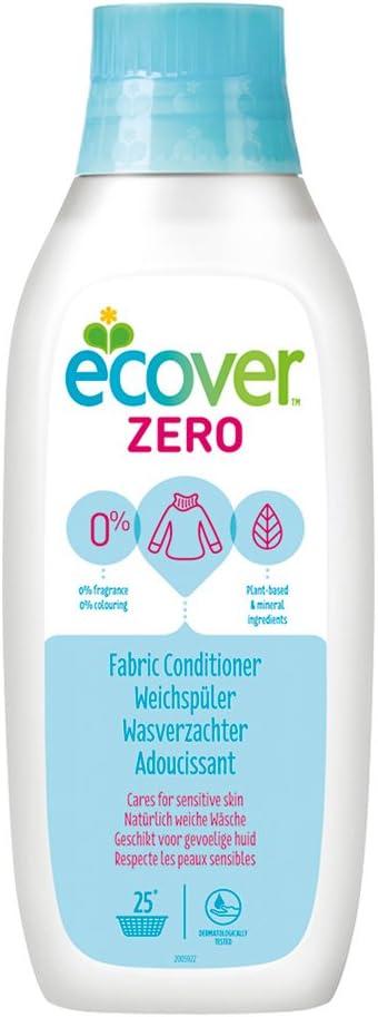 TALLA 750 ml. Ecover Zero Suavizante, 1er Pack (1x 750ml)