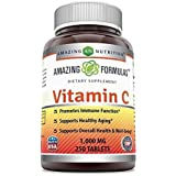 Amazing Formulas Vitamin C 1000 Mg 250 Tablets