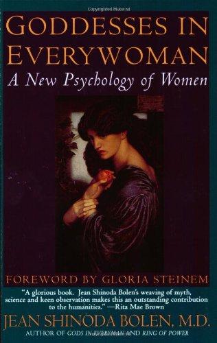 Goddesses In Everywoman Powerful Book By Jean Shinoda Bolen