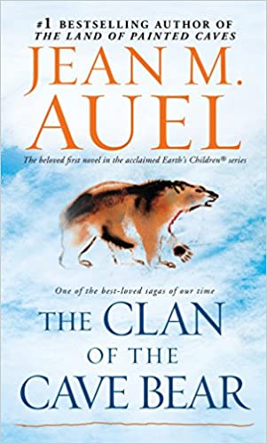 The Clan Of The Cave Bear Earth S Children Book One Jean M Auel