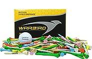 "Callaway Warbird 2.0, 1 dozen + 100 3 1/4"" imprinted Golf Tees Set"