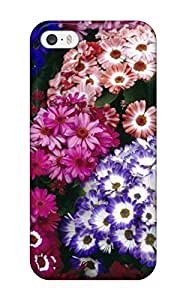 Everett L. Carrasquillo's Shop Tpu Case Cover Compatible For Iphone 5/5s/ Hot Case/ Colorful Cinerarias
