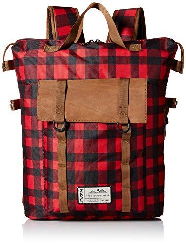 KAVU Rainier Rucksack Bag, Heritage, One Size