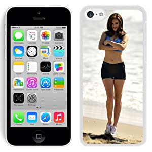 Kelly Brook On The Beach (2) Durable High Quality iPhone 5C Phone Case