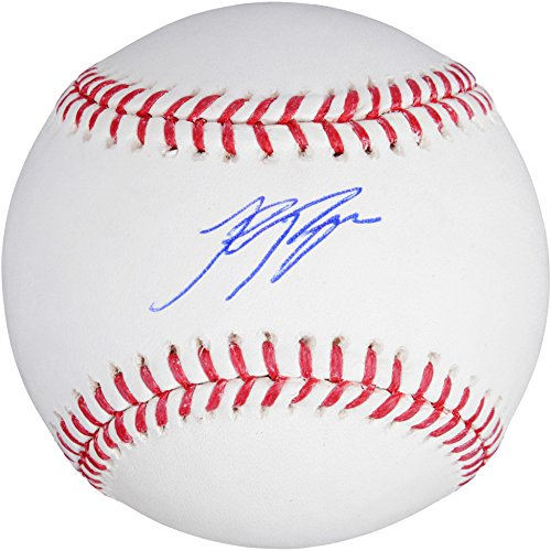Autographed Brewers - Ryan Braun Milwaukee Brewers Autographed Baseball - Fanatics Authentic Certified - Autographed Baseballs