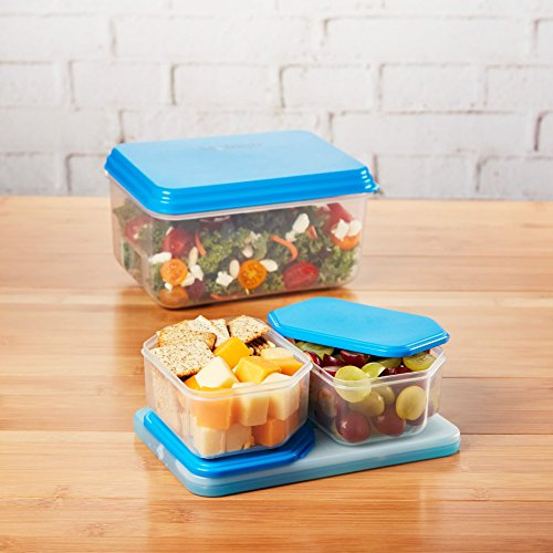 fit-fresh-lunch-on-the-go-set-with-ice-pack-3-reusable-portion-control-containers-bpa-free-microwave
