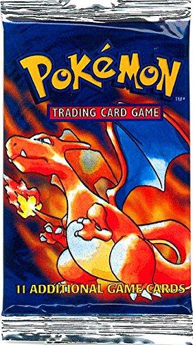 Pokemon Card Game Base Set Booster -