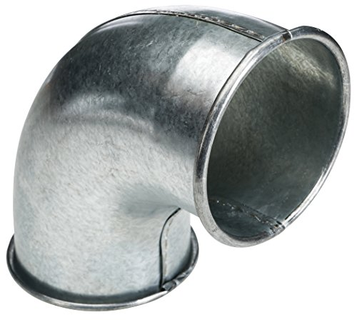 Grizzly 3210-0490 Industrial Dust Collection Elbow, 4-Inch
