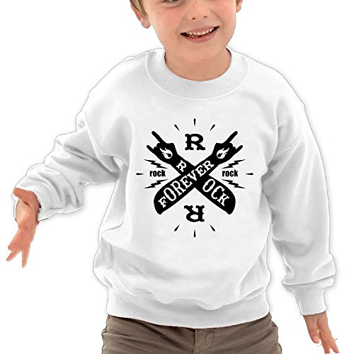Price comparison product image BABYONE Lovely Rock Kids Sweatshirt