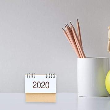 Calendario Da Scrivania 2020.Hellycuche Calendari Da Scrivania 2020 Standing Desk