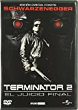 Arnold Schwarzenegger, Edward Furlong, Linda Hamilton, Robert Patrick, Joe Morton, Earl Boen, Castulo Guerra - Terminator 2 (Nueva Edicion) [Import espagnol] (1 DVD)