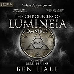 The Chronicles of Lumineia Omnibus: Books 1-3