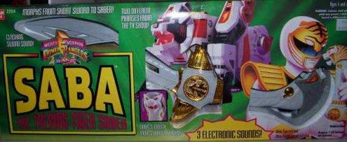 Power Rangers Saba The Talking Tiger Sword