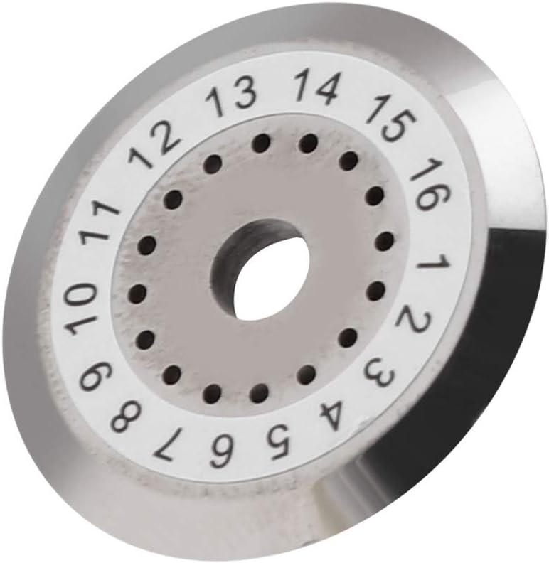 Fiber Optic Cleaver Blade for Fujikura CT-30 CT-30A CT-30B,16 Panel,1pc