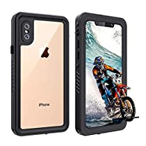 Lapeno iPhone X 防水ケース iphone Xs 防水ケース iphone Xr 防水...
