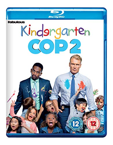 kindergarten cop blue ray - 2
