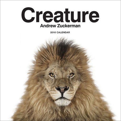 2010 Wall Cal: Creature