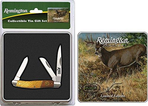 Remington Stockman 200Th Anniversary Tin