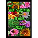 What's Growing In Your Garden: A Colorful Journal About Gardening & Gratitude