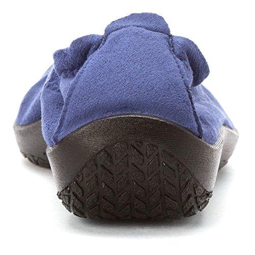 Arcopedico Kvinners L15d Slip På Loafers Sko Semsket Jeans