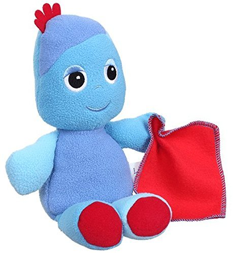 In the Night Garden Talking Softie - 25cm IGGLE PIGGLE