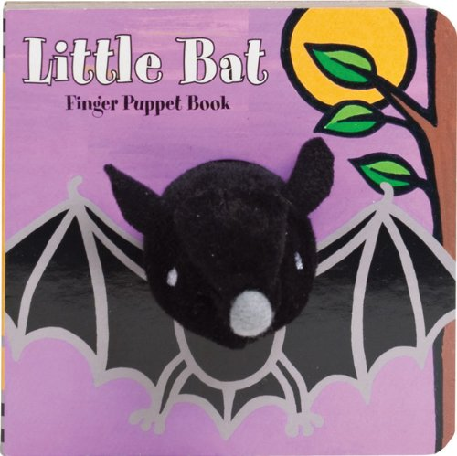 Little Bat: Finger Puppet Book (Little Finger Puppet Board (Cute Halloween Stories)
