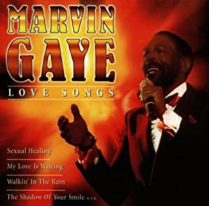 Marvin Gaye I Love Music