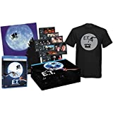 E.T. el extraterrestre (E.T.: The Extra-Terrestrial) (1982) - Pack Collector (Blu-Ray + Tshirt + 8 Post cards + Poster) [Blu-ray] (European region B/2)
