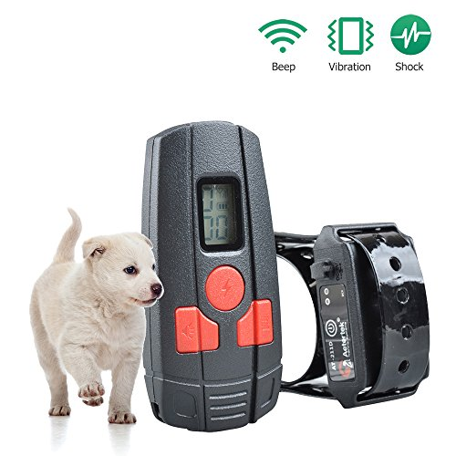 Aetertek At-211sw 1 Dog Training Collar 400 Yard Remote Control Shock Collar Rechargeable Dog Trainer Small Dog Shock Collar