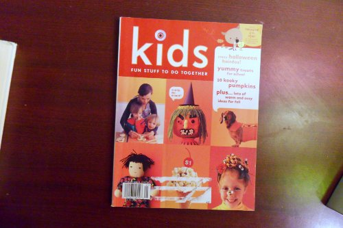Halloween Treats Martha Stewart (Martha Stewart Kids: Fun Stuff to Do Together Fall)