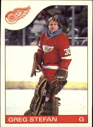 1985 Topps Hockey Card - 8