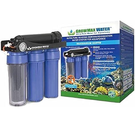 maxquarium 000 ppm growmax Water - ósmosis inversa: Amazon.es: Jardín