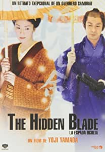 The hidden blade (La espada oculta) [DVD]